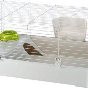 Cage rabbit 100